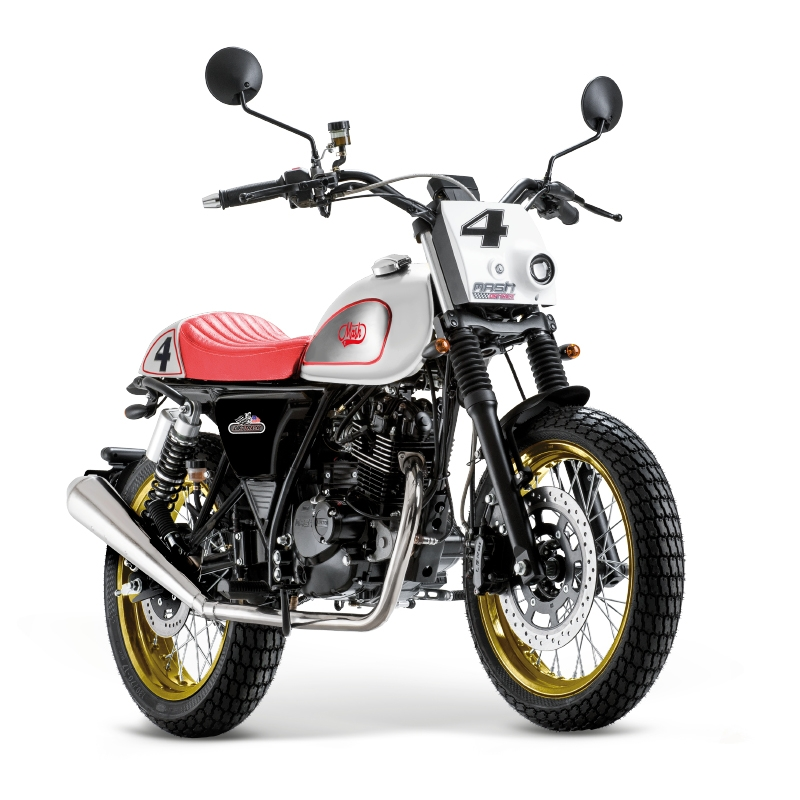 mash dirt track 125cc blanche  u2013 scoots83